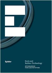 Catálogo de estanqueidad para ejes rotativos