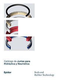 Catálogo de juntas para hidráulica y neumática
