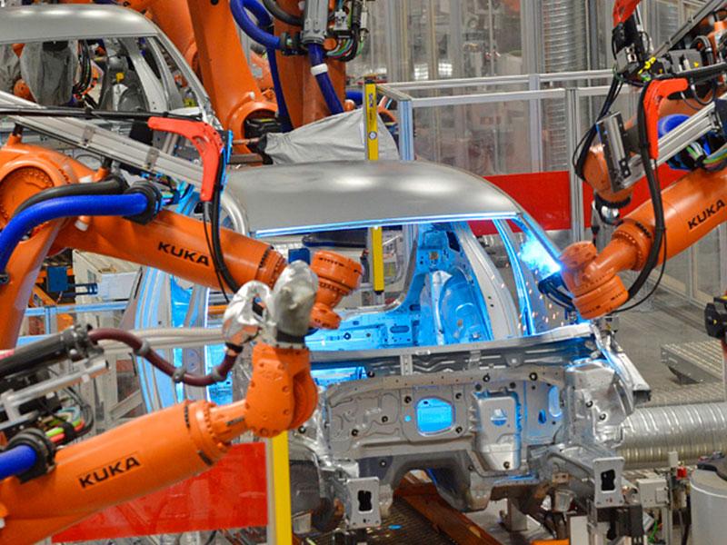 Sector industria automoción